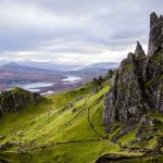 Hiking The Storr on the Isle of Skye