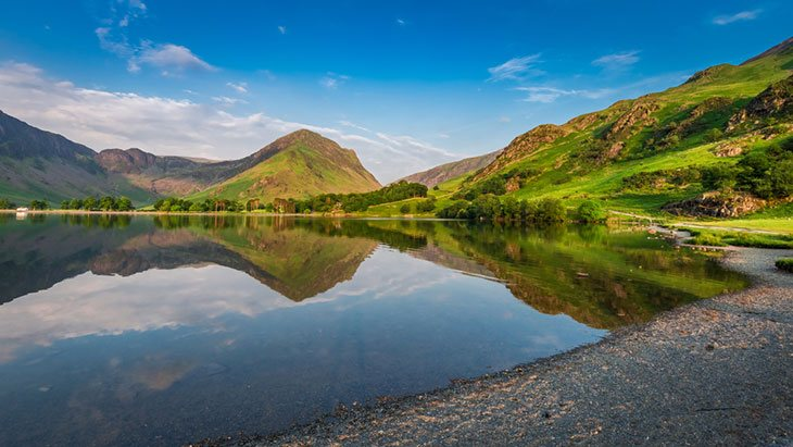 Buttermere Lake Hike, One Day in the Lake District
