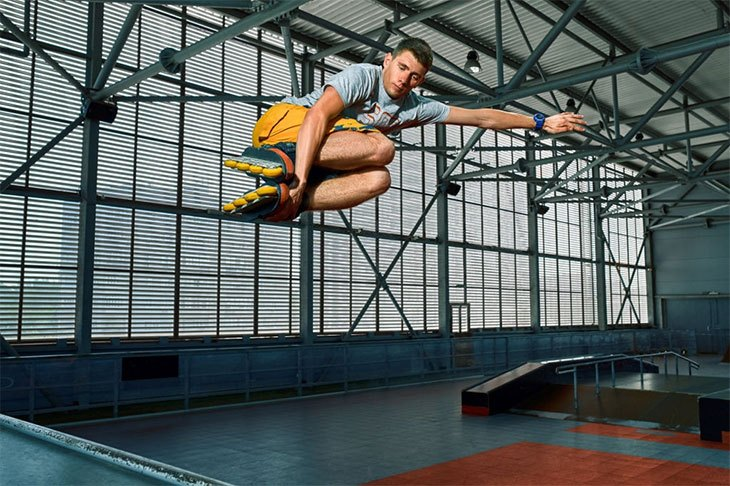 trampoline tricks for beginners