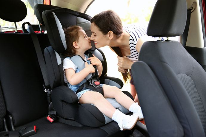 most comfortable convertible car seat 2021